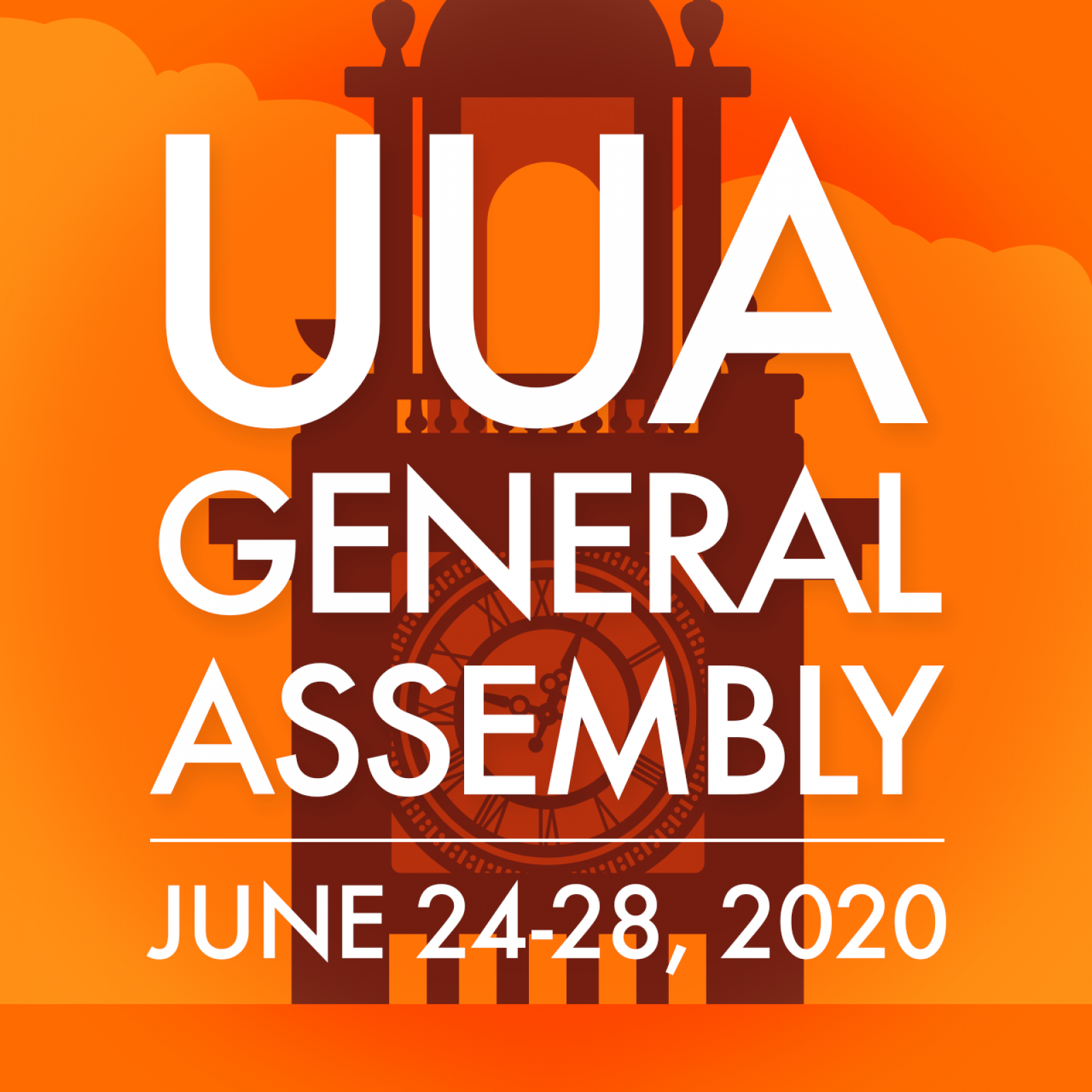 ONLINE: UUA General Assembly, June 2020